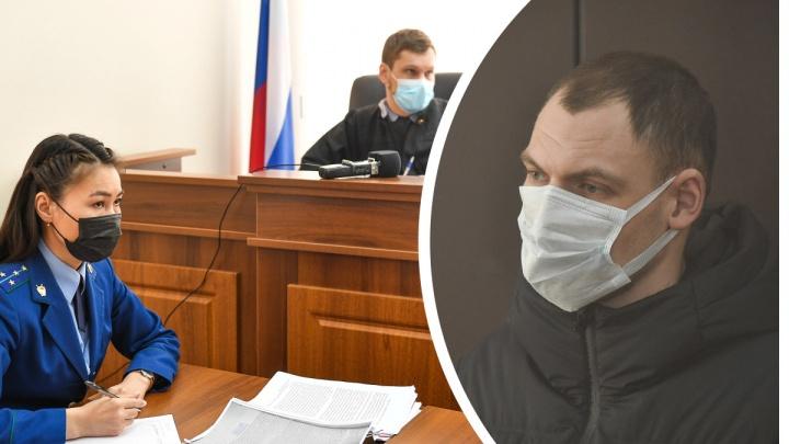 Кровь была даже на потолке: в суде рассказали, как убивали екатеринбурженку, к которой 4 часа не могла попасть полиция