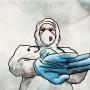 «Я привык к зоне». Истории врачей, возвращающихся в рутину из ковидных госпиталей Ростова