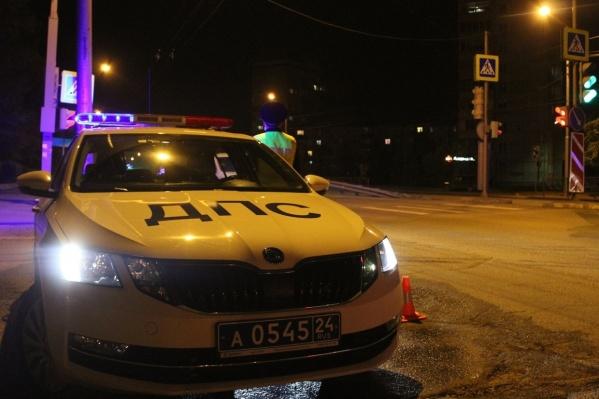 Сотрудники ГИБДД задержали водителя без прав