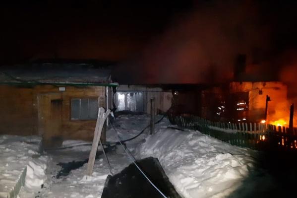 Одна из квартир уцелела — спасатели подоспели вовремя