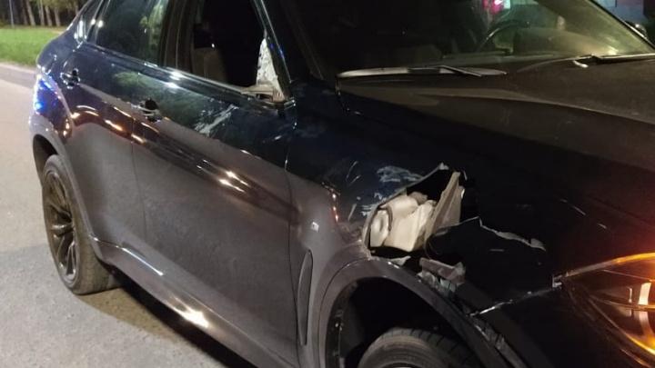 В Салавате 19-летний водитель BMW сбил подростка на пешеходном переходе. Юноша находится в коме