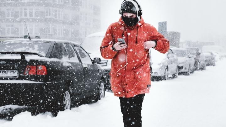 Силикон, пластик, кожа: ярославцам рассказали, как сохранить батарею смартфона в аномальные морозы