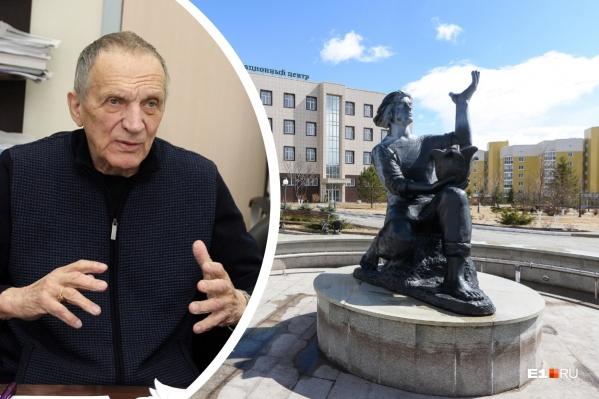 Последнее дело жизни Владислава Тетюхина — создание Уральского клинического лечебно-реабилитационного центра