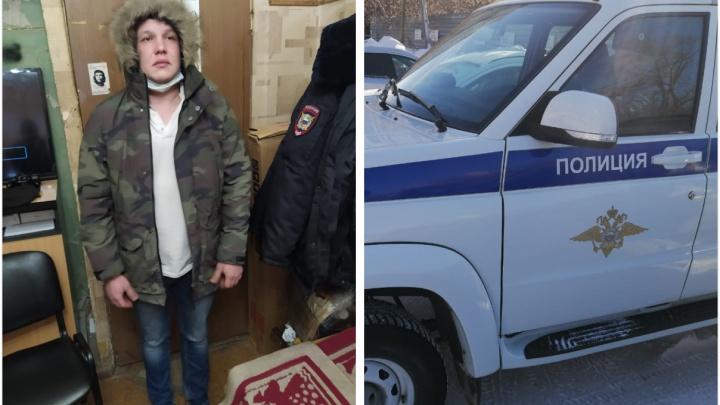 В Екатеринбурге полиция поймала грабителя, порезавшего лицо девушке из-за 30 тысяч рублей