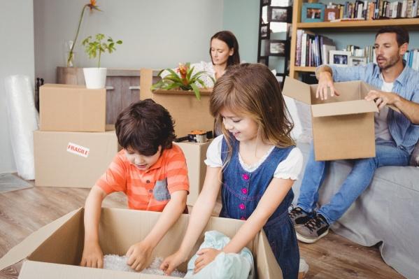 Многие запланировали поменять жилье в этом году или вовсе переехать в другой город