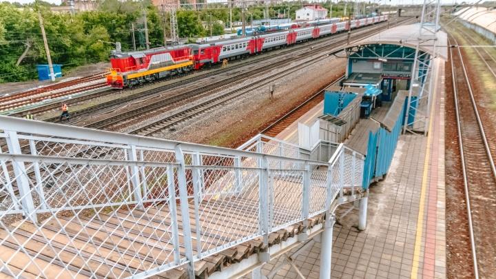 В Самаре построят тротуары для четырех железнодорожных станций