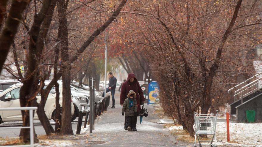 Похолодание принесет в Тюмень еще одну порцию снегопада