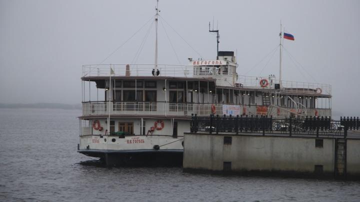 Архангельский пароход «Гоголь» готов к рейсам в 2021 году. Владельцы ждут разрешения от оперштаба