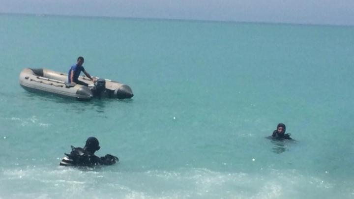 Спасатели нашли тело мужа челябинской учительницы, утонувшего на море в Абхазии