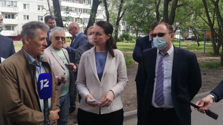 Большая перемена: что происходит во дворах Ленинского округа