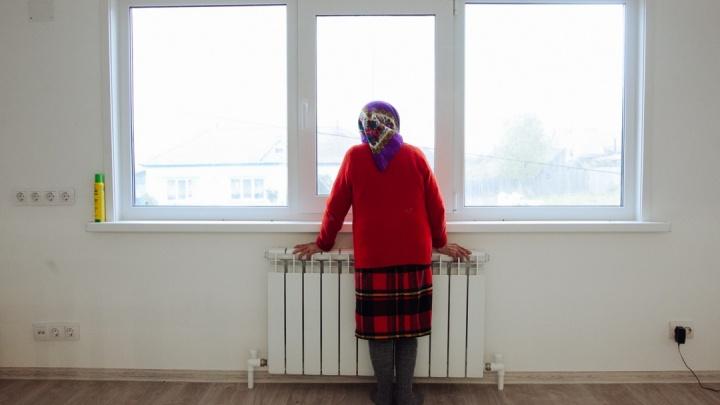 В Екатеринбурге 20 домов остались без отопления и горячей воды