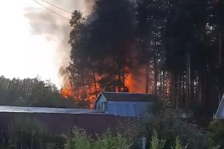 «Возможен переход огня на поселки»: МЧС дало экстренное предупреждение для Ярославской области