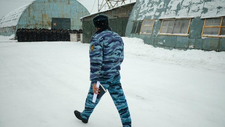 В Екатеринбурге в центре временного содержания мигрантов устроили бунт