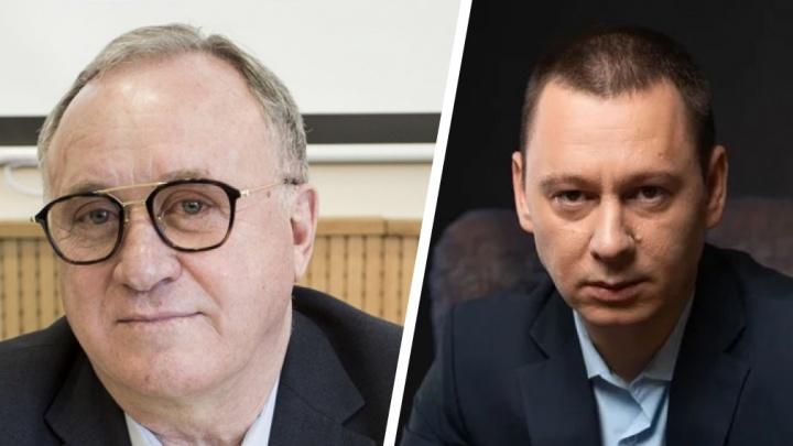 В Новосибирске задержали экс-кандидата в мэры Сергея Проничева и журналиста Николая Сальникова