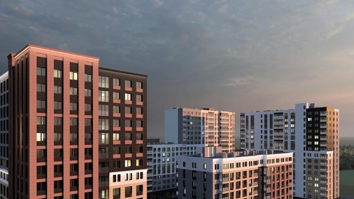 В экогороде «Погода» началось строительство нового квартала