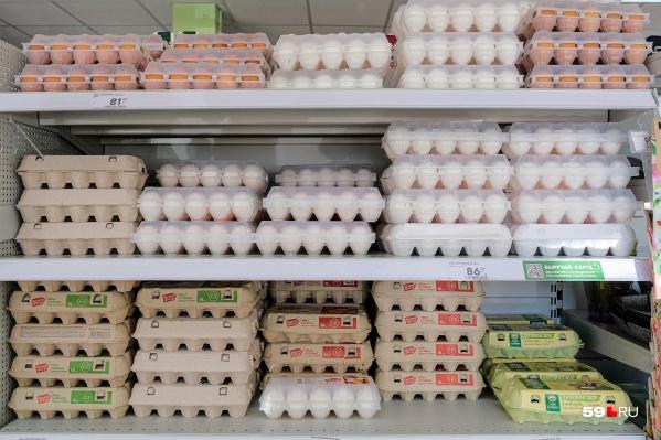 По привычке думаете, что десяток яиц за 70 рублей — это дорого? Посмотрите на сегодняшние цены