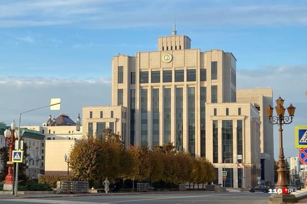 Постановление подписал премьер-министр Алексей Песошин