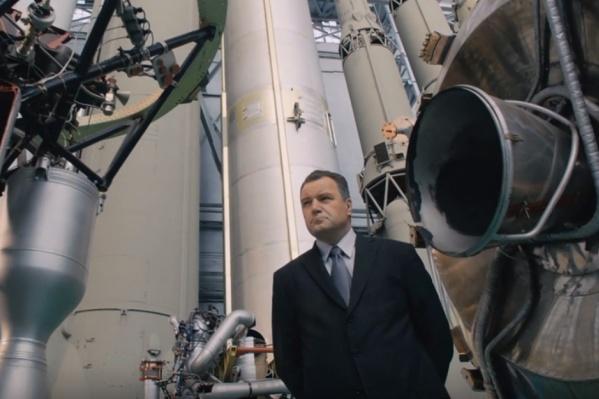 «Такими ролями не бросаются»: кадр из фильма «Главный», где Валерий Гришко сыграл Сергея Королёва