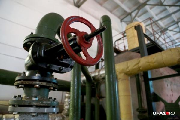 Отключения горячей воды связаны с ремонтными работами на улицах