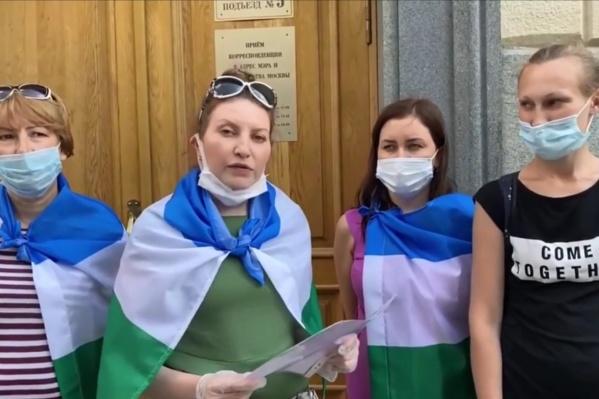 В мэрии активисты пообщались с секретарем главы Москвы