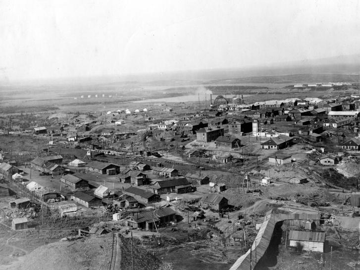 """Через Норильлаг прошло около 300 тысяч заключенных, <nobr class=""""_"""">15 тысяч</nobr> из них остались здесь навсегда"""