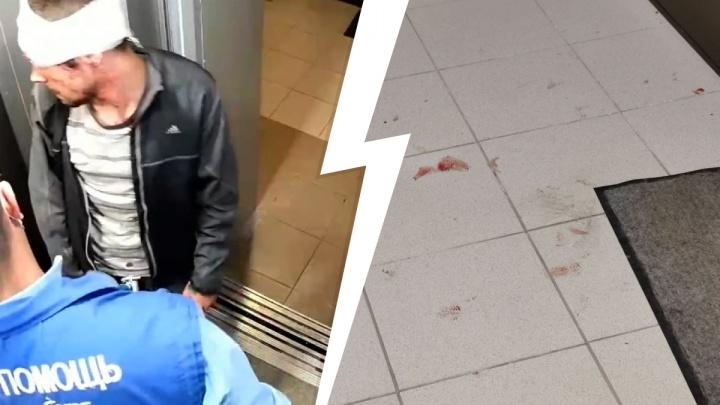 «Коридор весь в крови»: екатеринбурженка, подравшаяся с парнем в лифте, вновь его избила