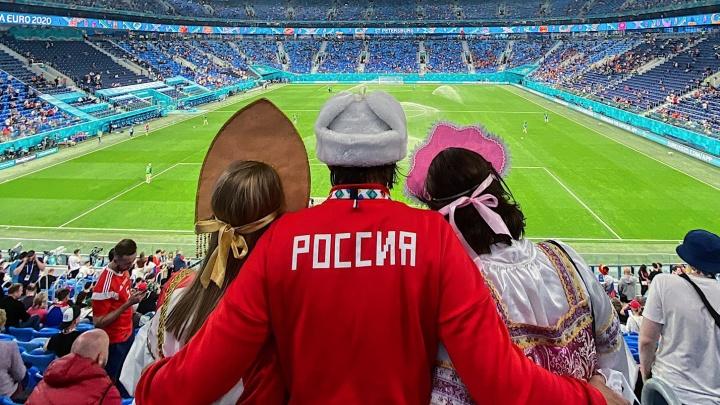 Россия проиграла Бельгии в стартовом матче Евро-2020