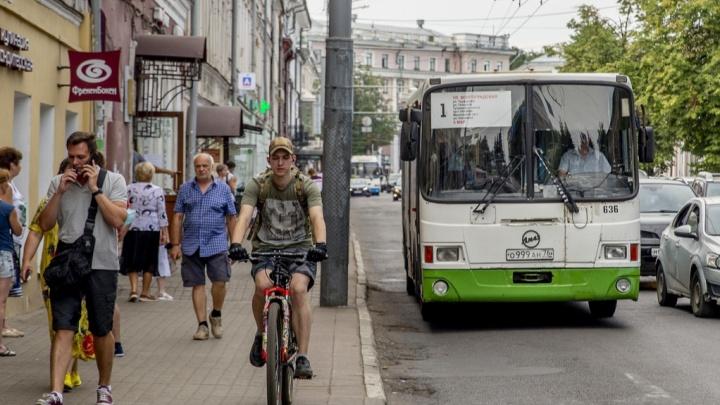 «Так будет всегда»: в Ярославле транспортники рассказали, зачем сокращают выпуск автобусов