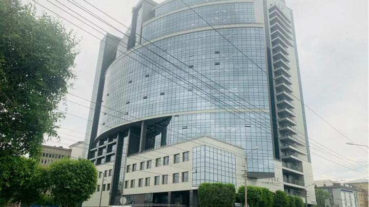 Бизнес-центр на Маерчака будет получать тепло от СГК