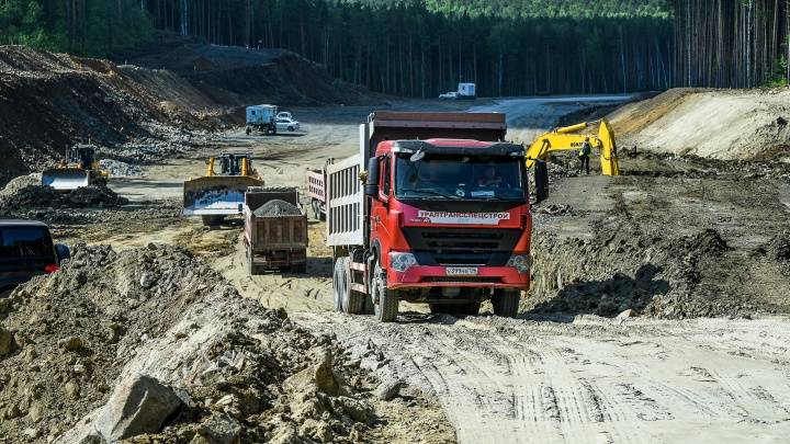 Дорожники внезапно отменили конкурс на разработку путинского автобана