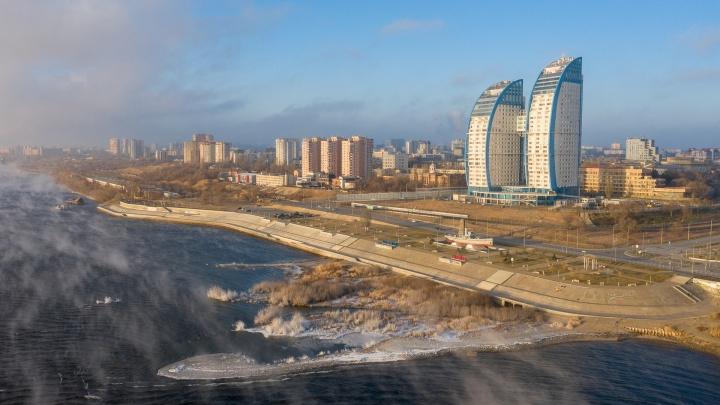 Почувствуй дыхание Арктики: на Волгоград надвигается резкое похолодание