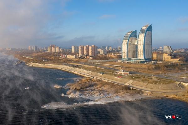 Погода приготовила еще одно испытание для Волгограда