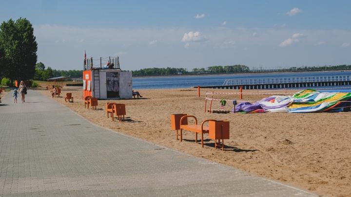 На пермском пляже КамГЭС утонули двое подростков