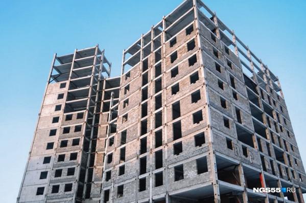 В строительство дома вложились 53 человека