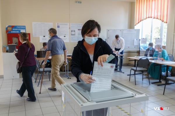 На избирательные участки пришли более 60% избирателей