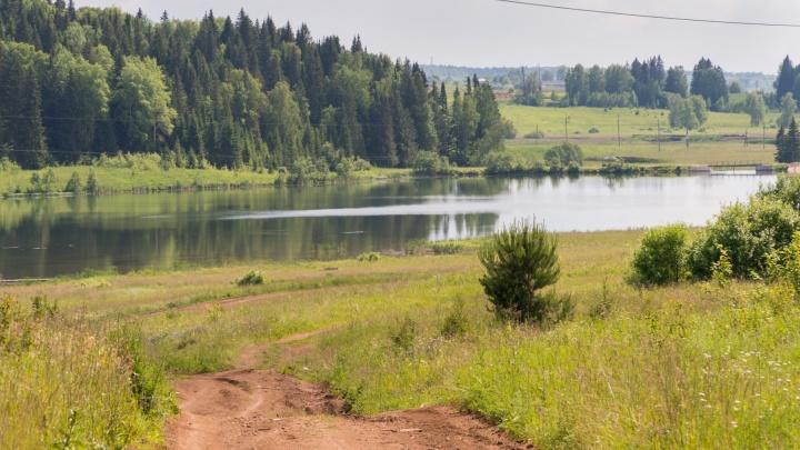 Власти пообещали построить водопровод в Щучьем Озере к 2022 году