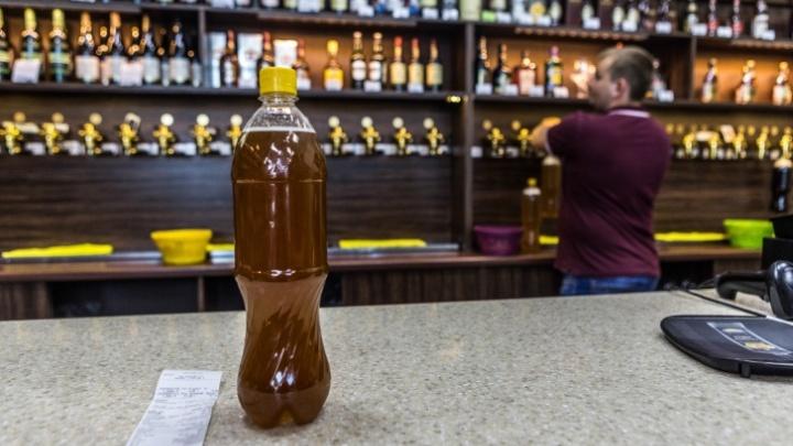 «Терроризируют улицы»: число пивнушек в Новосибирске снова выросло (в других городах их закрывают)