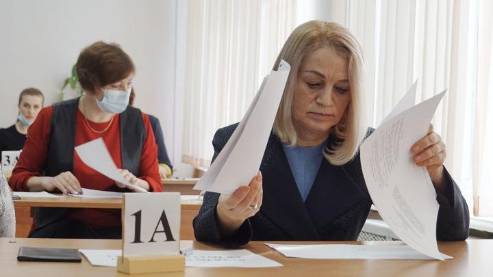 Всего одна ошибка: министр образования края вместе с родителями написала ЕГЭ по русскому