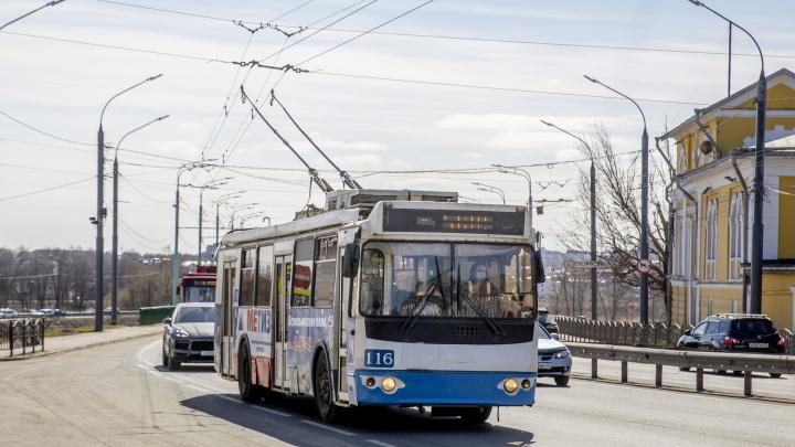 В мэрии Ярославля рассказали, как будет работать общественный транспорт в майские праздники