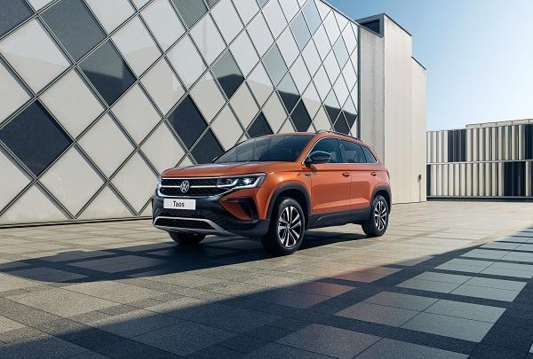 Volkswagen Taos: что известно про новый кроссовер