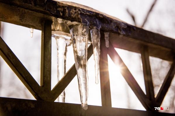 Несмотря на морозы, солнце будет по-весеннему пригревать