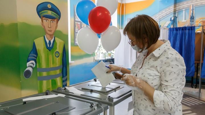 Явка выше российской и отсутствие буфетов: как прошел первый день голосования в Волгограде