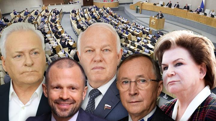 Строительный магнат, режиссер и бывшие: рассказываем о новых ярославских депутатах Госдумы