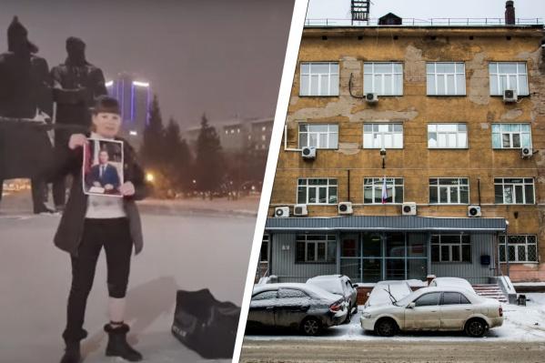 """Сегодня суд вынес решение по пикету, который Яна Дробноход провела <nobr class=""""_"""">15 февраля</nobr>"""
