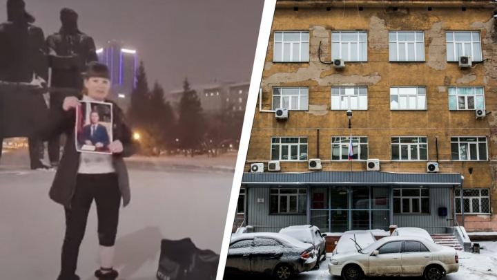 Суд прекратил дело против многодетной сибирячки, выходившей на пикеты в поддержку Хабаровска