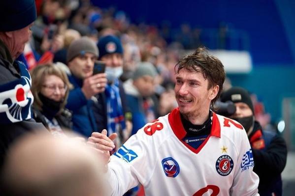 Последний сезон Ишкельдин сыграл в красноярском «Енисее», где стал чемпионом страны