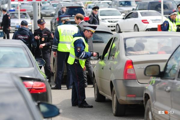 Автоинспекторы будут ловить пьяных водителей вблизи мест отдыха