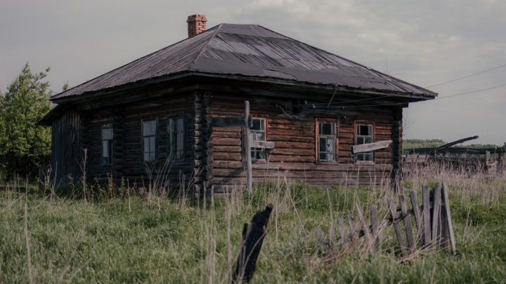 Один во Вдовино: как в тайге затерялась деревня-призрак с единственным жильцом