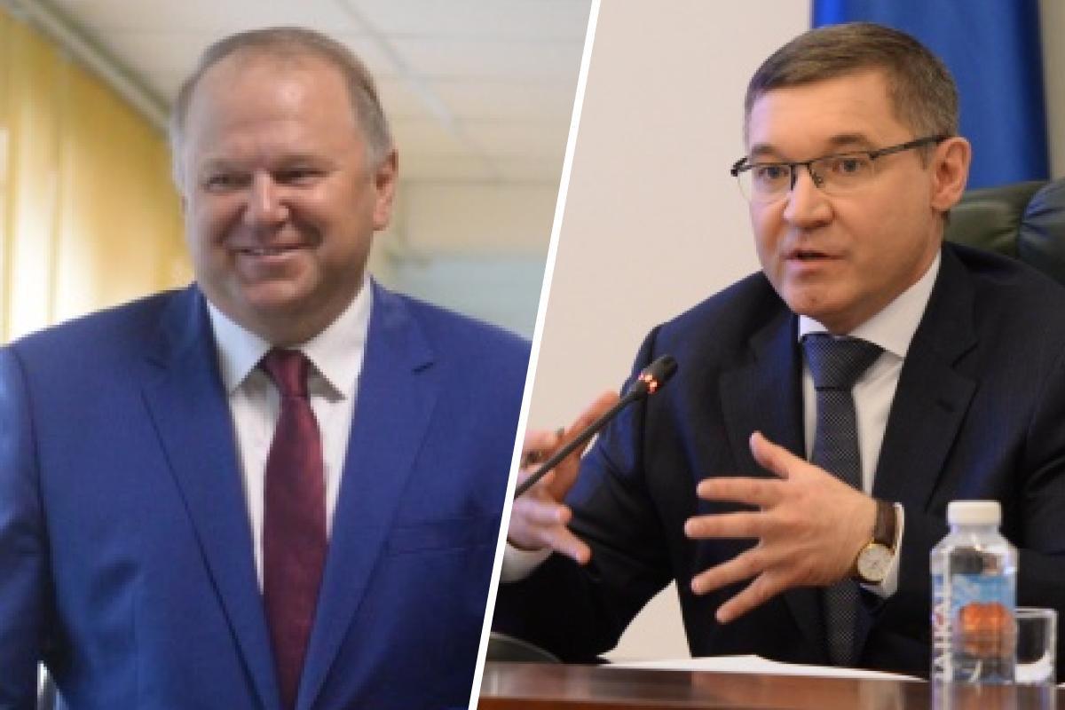 Николай Цуканов уступил дворец на берегу Исети Владимиру Якушеву
