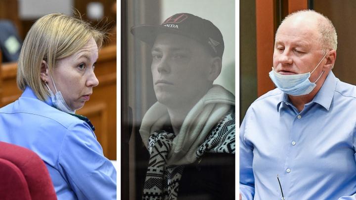 Присяжные вынесли вердикт екатеринбуржцу, обвиняемому в поджоге, от которого погибли 8человек